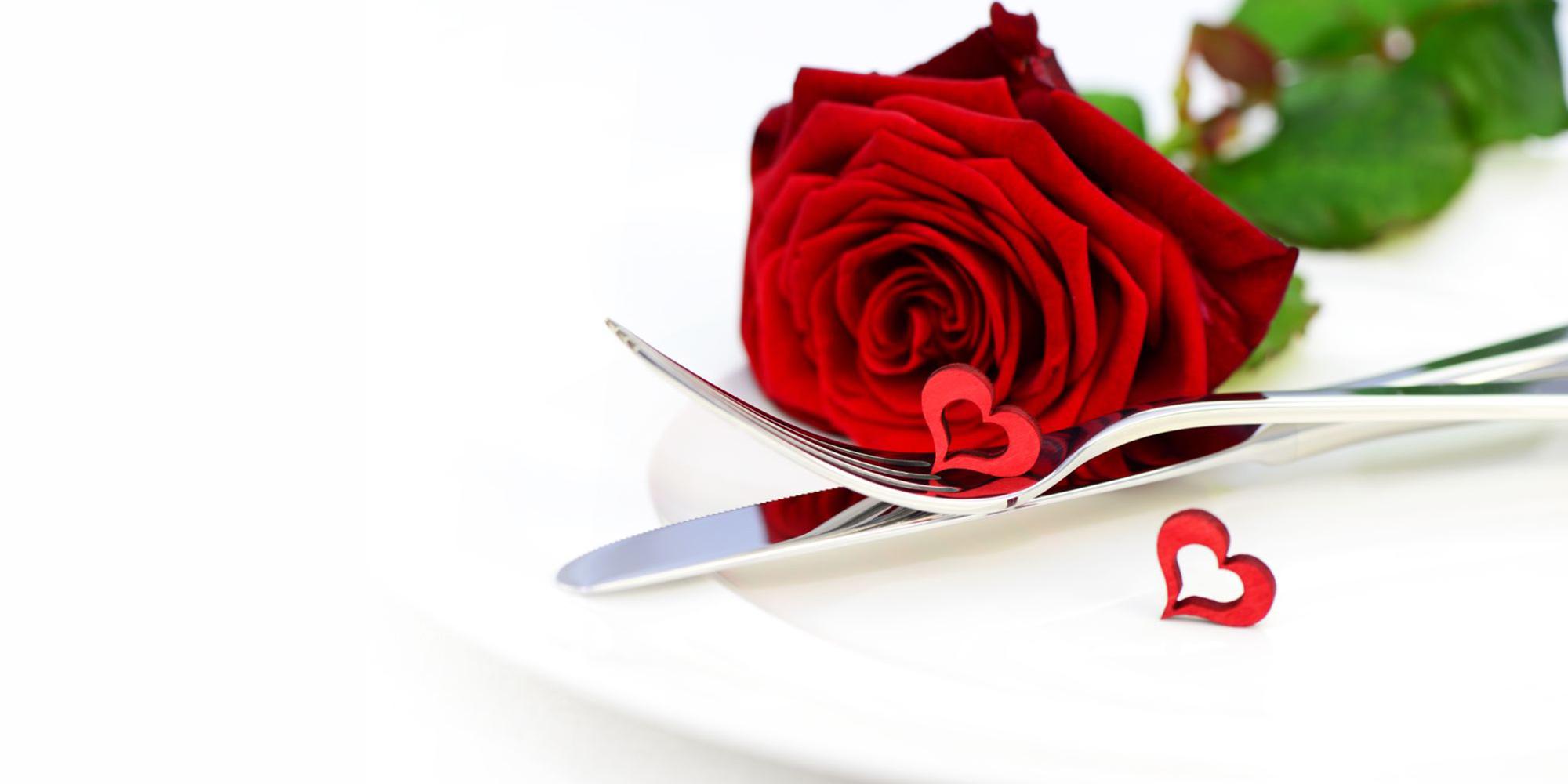 Kolacja Walentynkowa 14-16 lutego